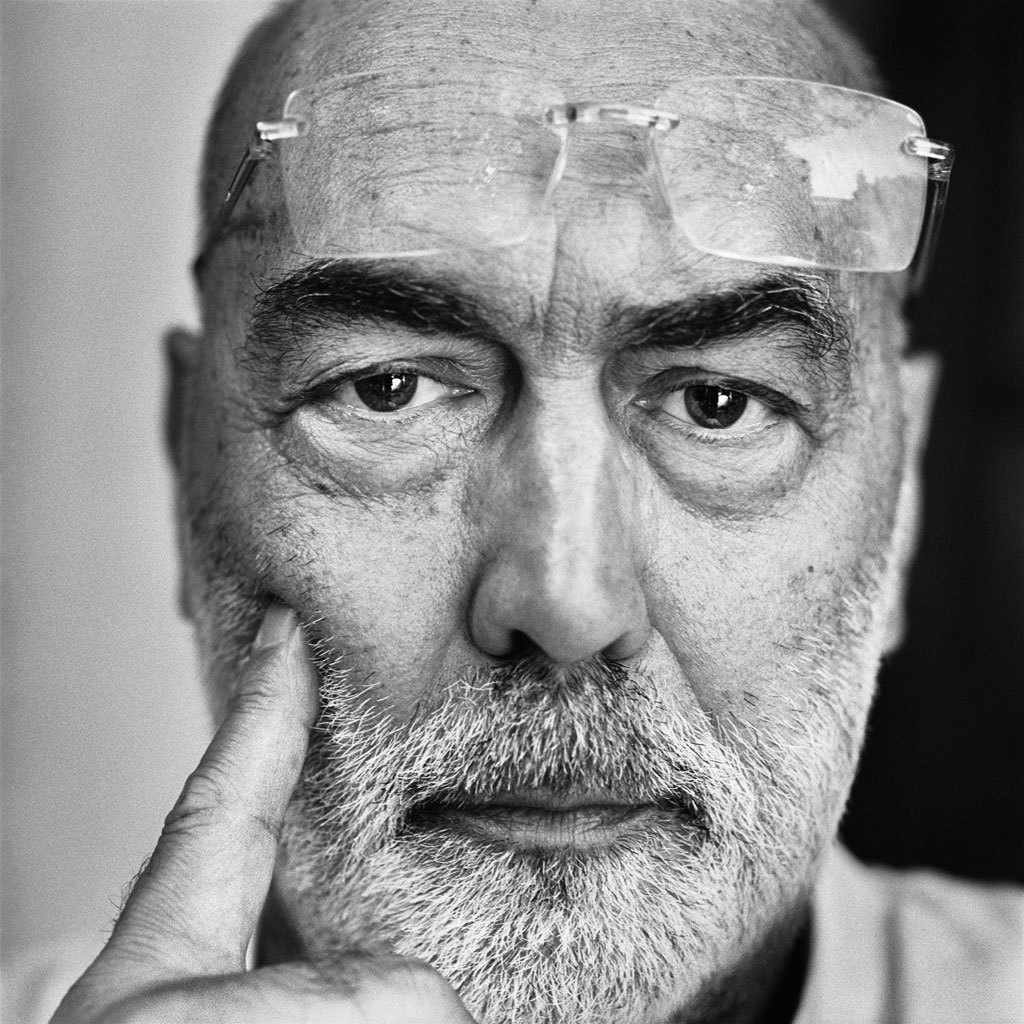 Gabriele Basilico © Giorgia Fiorio, Courtesy Studio Gabriele Basilico