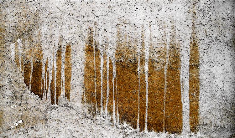 Cesky Krumlov – Panneau agglo – 80 x 47 cm