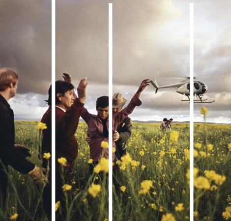 Frontière / Alex Webb